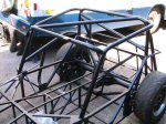 Rollcage on Chassis